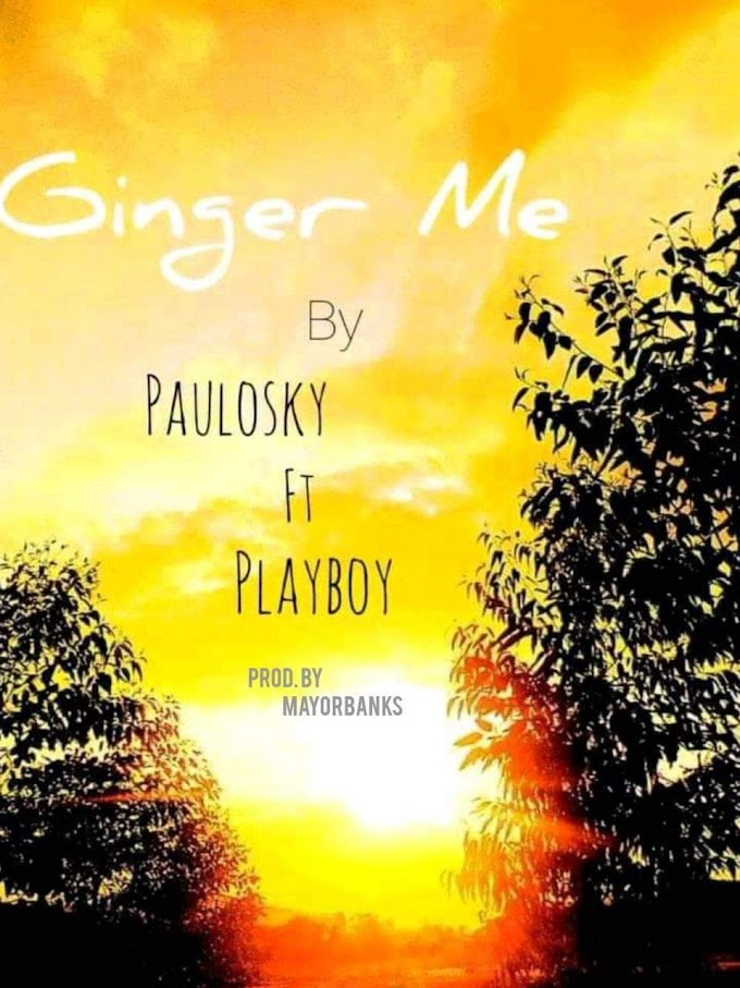 PAULOSKY FT PLAYBOY -GINGER ME- DOWNLOAD MP3