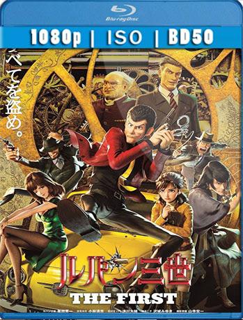 Lupin III: El Primero (2019) 1080p BD50 Latino [GoogleDrive] [tomyly]