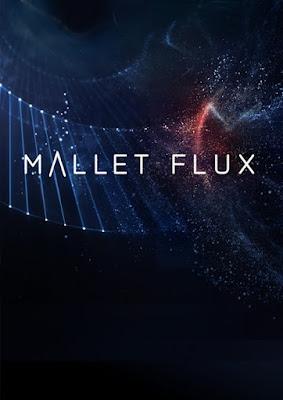 Cover Box da Library Native Instruments - MALLET FLUX (KONTAKT)