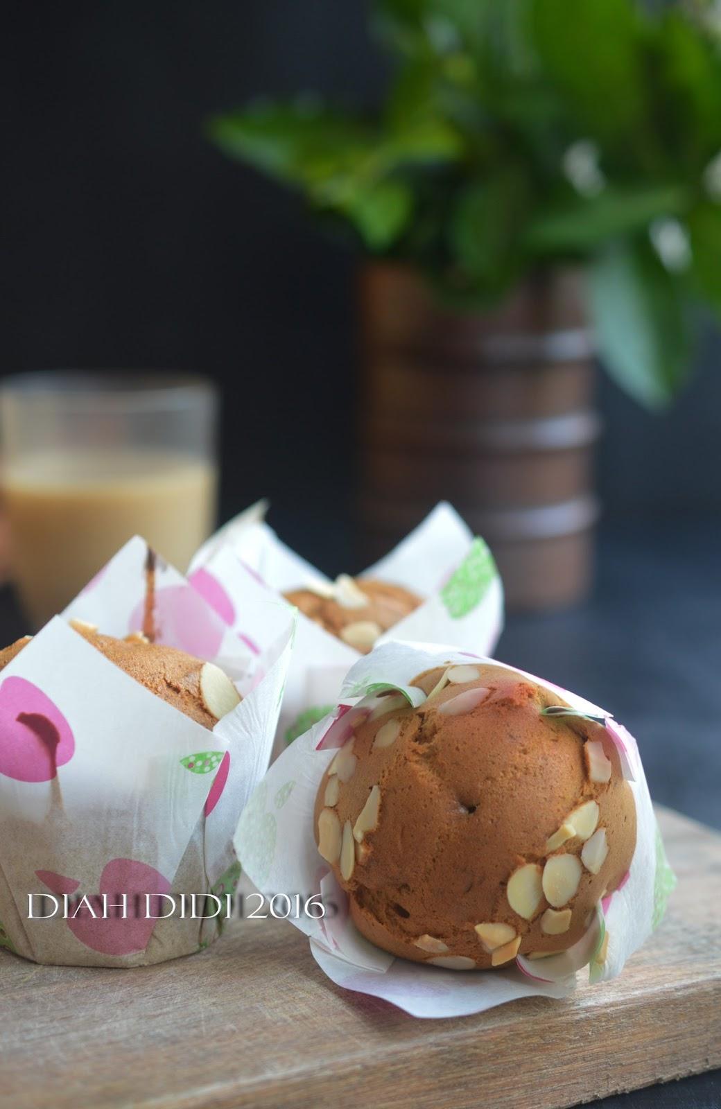 Diah Didis Kitchen Banana Cup Cake Praktis