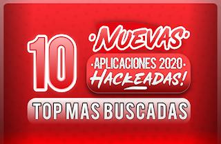 🔥 TOP 10  NUEVAS APPS EXLUSIVAS PREMIUM MAS BUSCADAS 2020