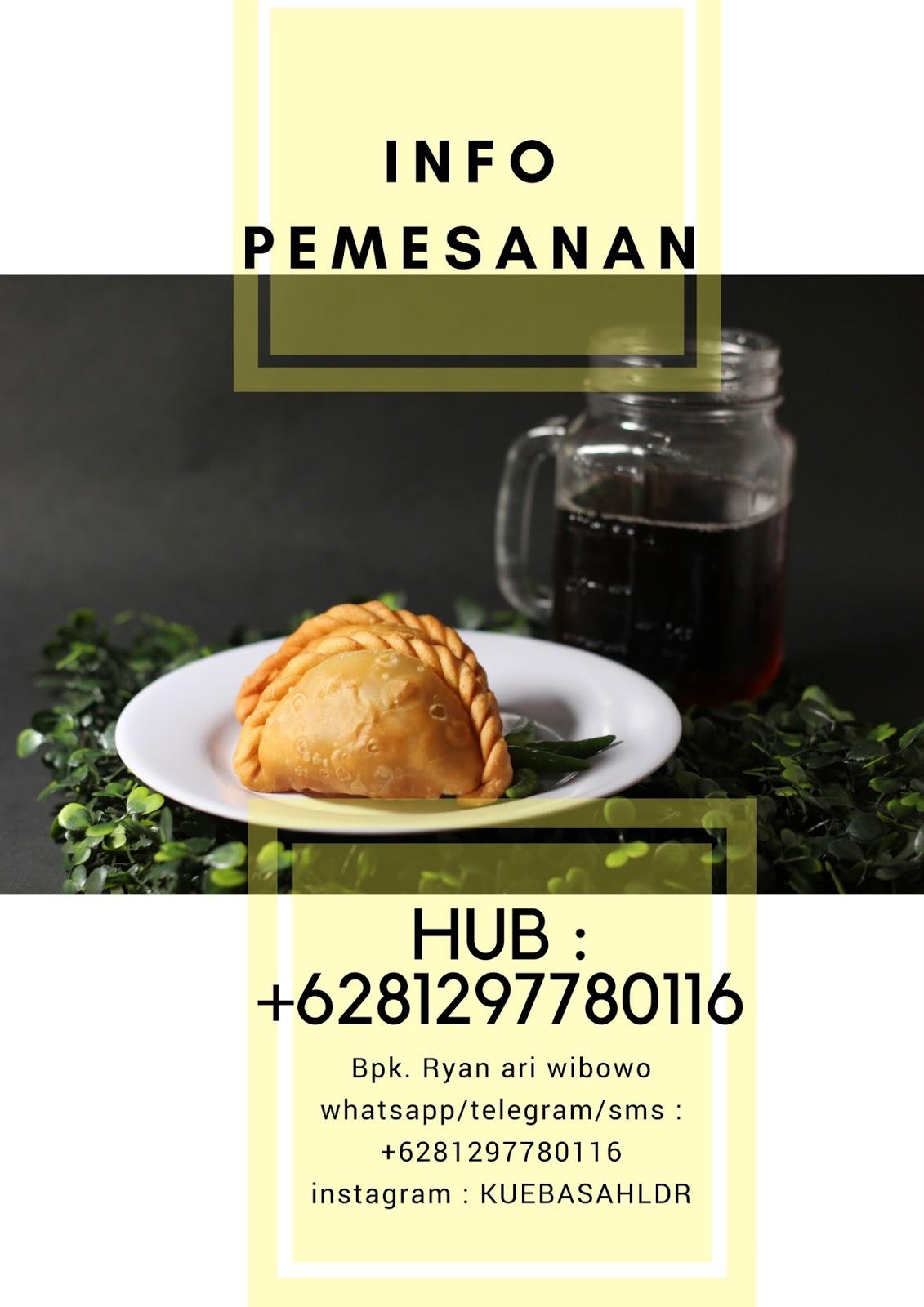 Supplier Kue Basah Jakarta 2017
