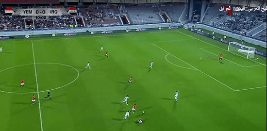 مشاهدة مباراة اليمن والعراق بث مباشر 02-12-2019 في كأس الخليج العربي 24