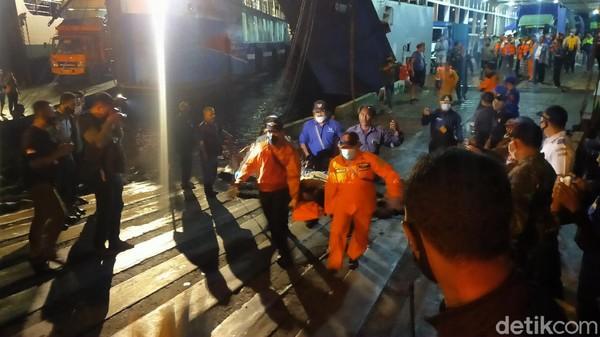 Korban Tewas KMP Yunicee Tenggelam Bertambah Jadi 7 Orang