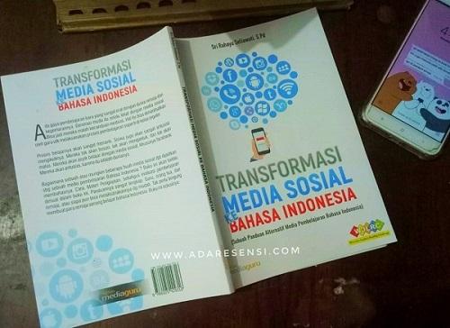 berbahasa indonesia di media sosial