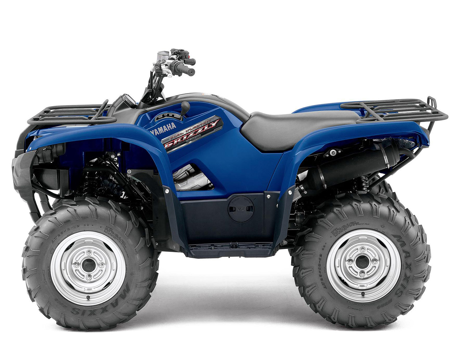 2013 Grizzly 700 FI Auto 4x4 YAMAHA ATV pictures, specs