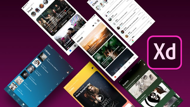 Learn Adobe XD: UI/UX Designing and Prototyping from scratch