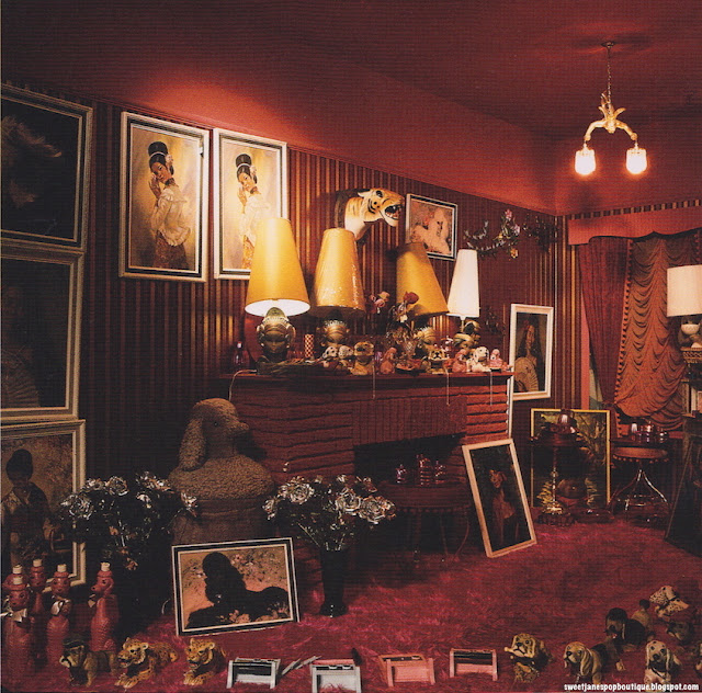 BIG BIBA ROOM SET 1973