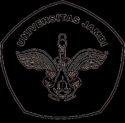 Download Logo Unja Jambi Hitam Putih PNG HD
