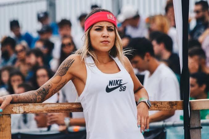 Leticia Bufoni bella skater brasileña que te enamorará