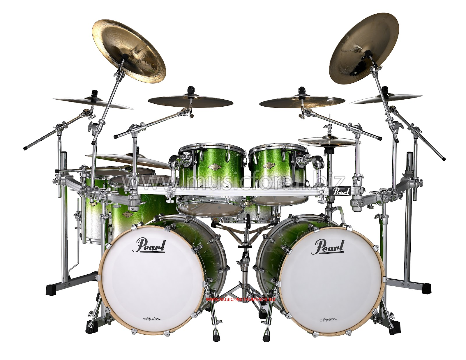 Music Is Our World: Drums