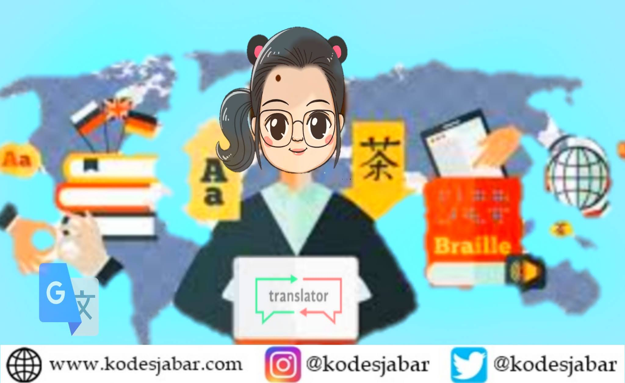 Lima Layanan Terjemahan Online Gratis