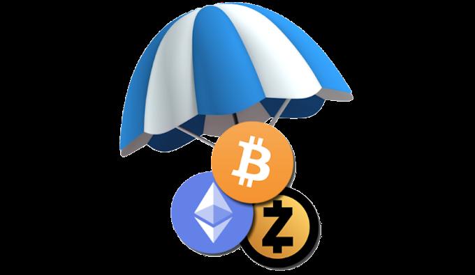 Air drop veya ücretsiz kripto para nedir ?