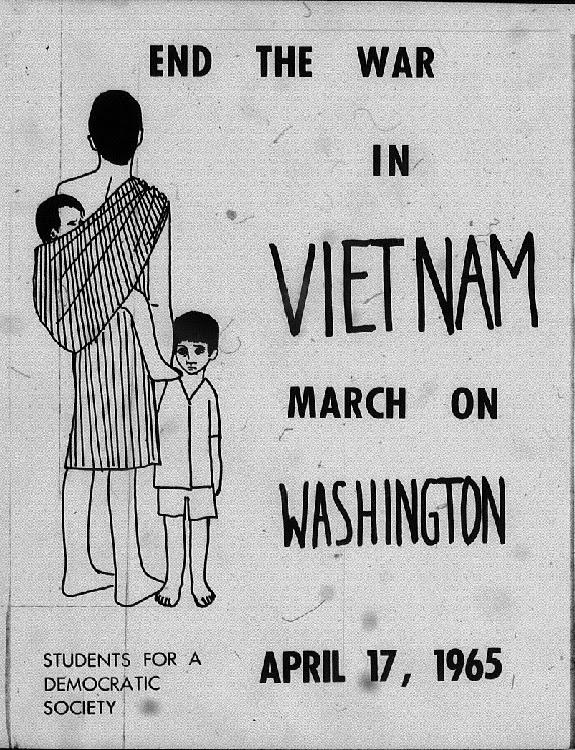 Progressive Youth Movement (PYM) - Vietnam War Activism History