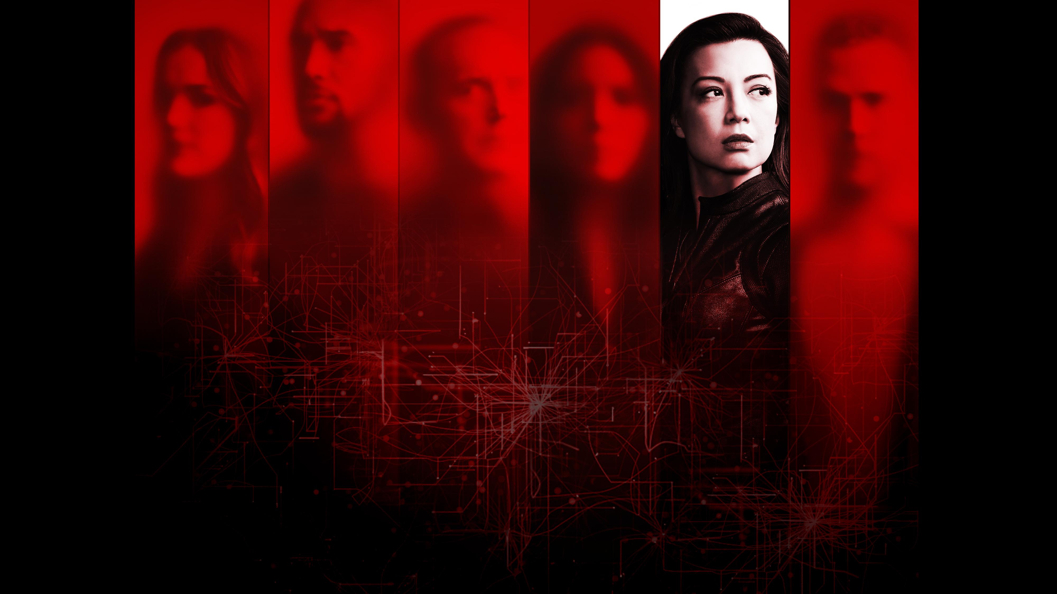 Agents of SHIELD, Season 4, Melinda May, Ming-Na Wen, 4K, TV Series