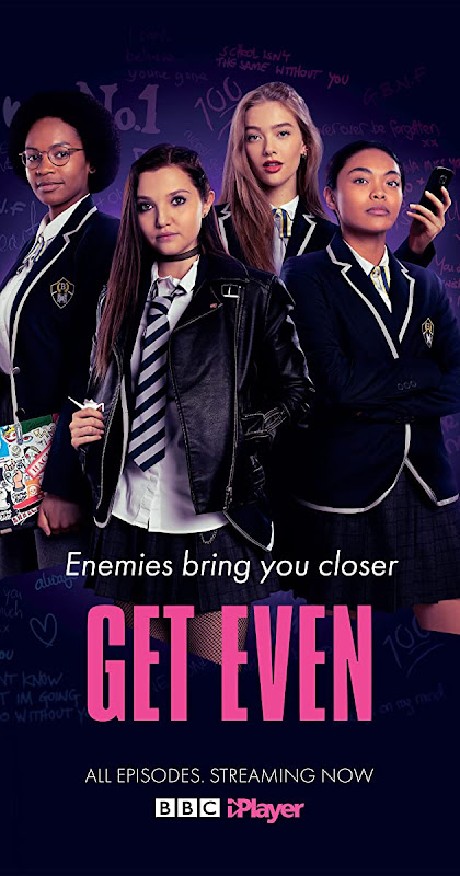 Get Even (2020) [Season 1] 720p HEVC WEB-HDRip x265 Esubs [Dual Audio] [Hindi ORG – English] [EP 1 TO 10 ADDED]