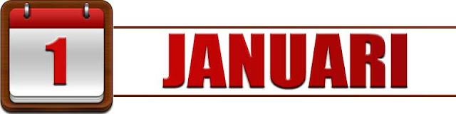 Gambar ilustrasi Sejarah 1 Januari