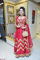 Jenny Honey in Stunning Dark Red Anarkali Dress at Splurge   Divalicious curtain raiser ~ Exclusive Celebrities Galleries 011.JPG