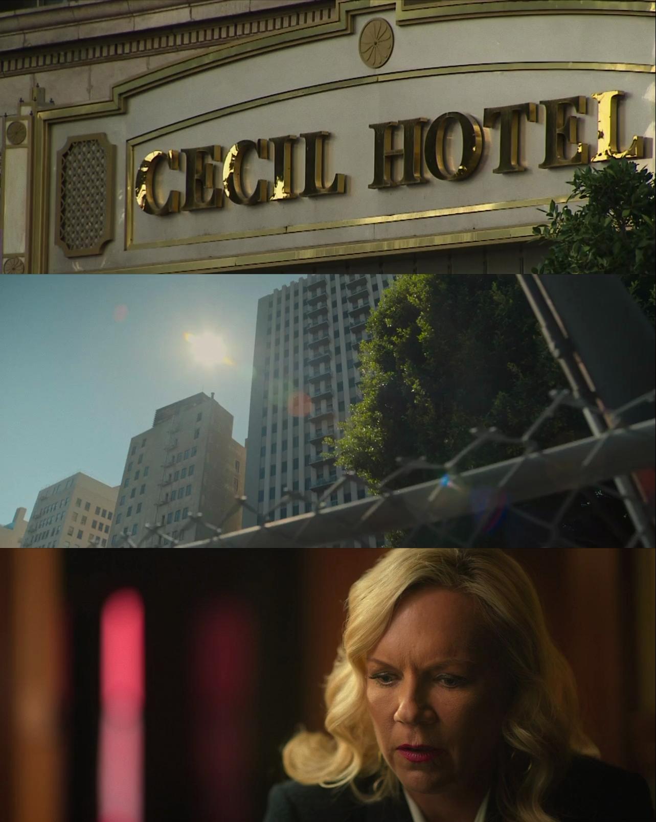 Escena del Crimen Desaparición en el Hotel Cecil Temporada 1 HD 720p Latino
