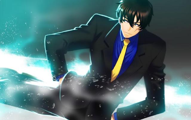 Steven Starphase ( Kekkai Sensen )