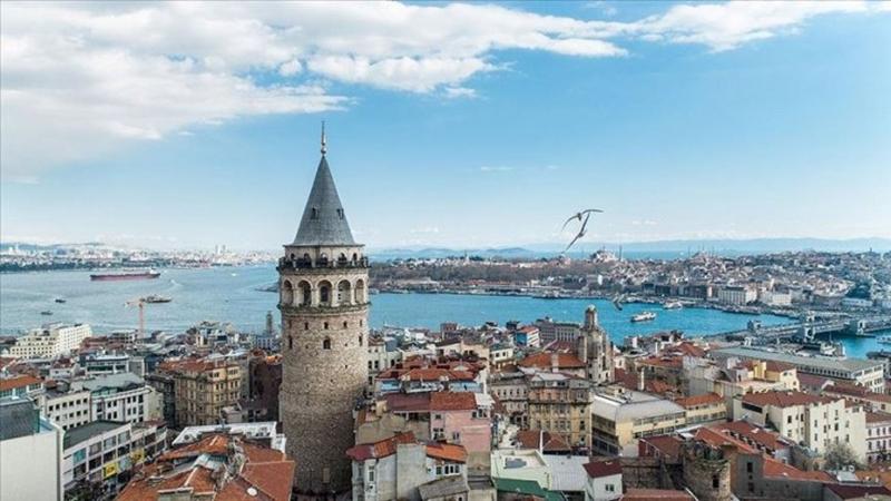 İstanbul'u 9 ayda 3,6 milyon turist ziyaret etti