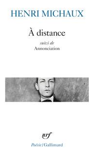 A distance Henri Michaux