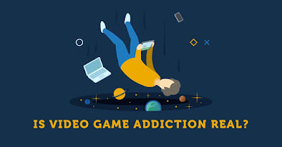 is real video game addiction