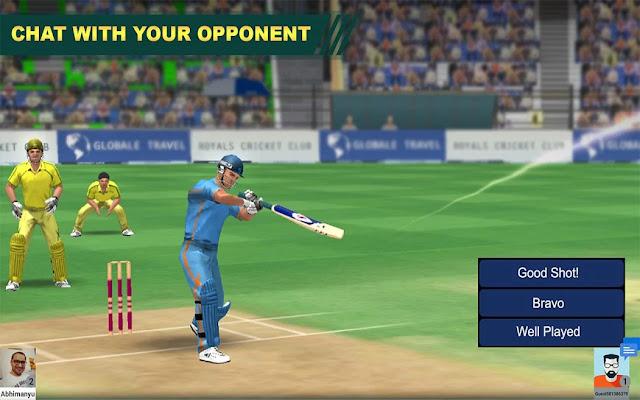 Multiplayer Cricket Game