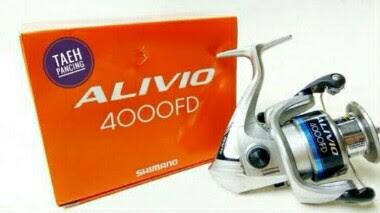 reel shimano alivio 4000 fd