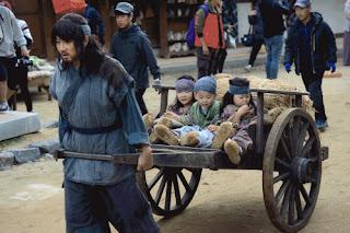 Daehan - Minguk - Manse Shooting Drama