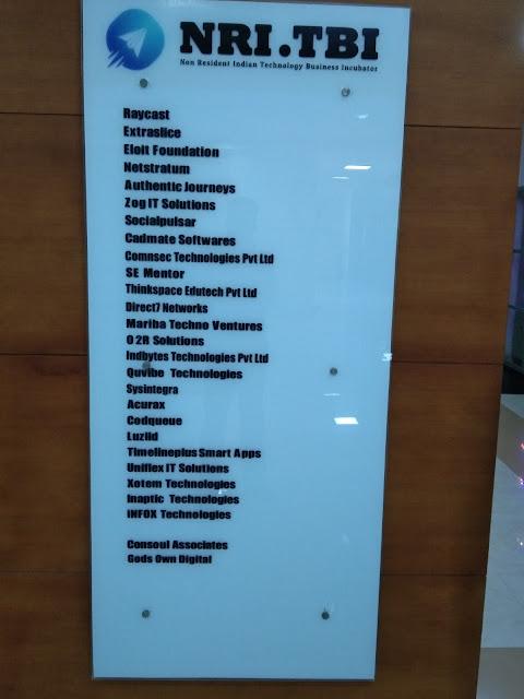 NRITBI Signboard- 2021