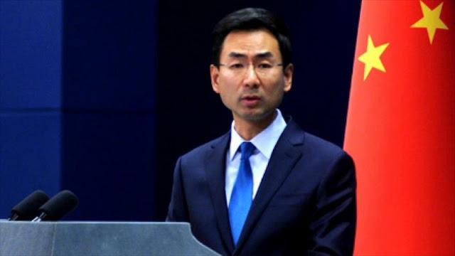 China advierte a EEUU que nadie gana en una guerra económica