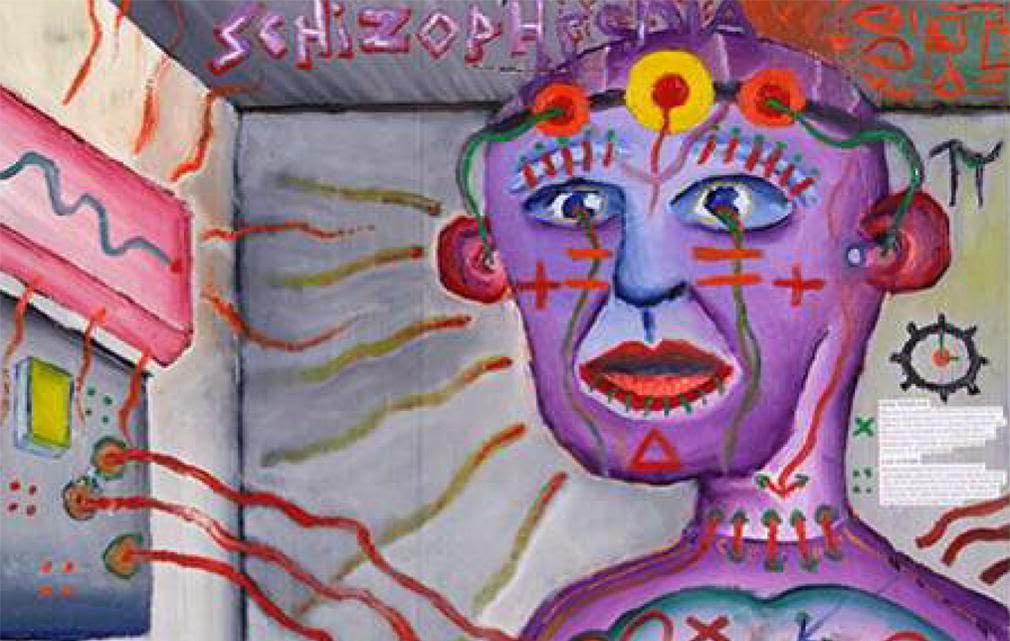Esquizofrenia y criminologia