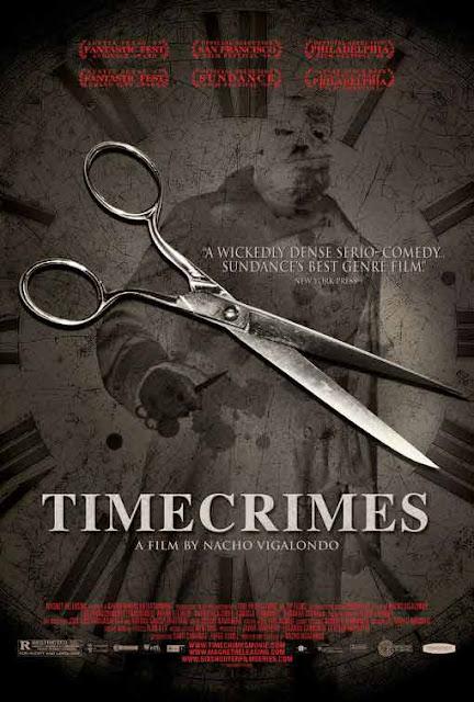 للأذكياء فقط.. أفلام يصعب فهمها واستيعابها من طرف الجمهور العادي فيلم Los cronocrímenes Timecrimes 2007