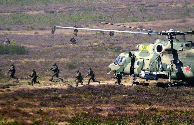 Lituânia e Estônia colocam em dúvida os números anunciados por Moscou e falam de mais de cem mil soldados mobilizados de 14 a 20 de setembro.