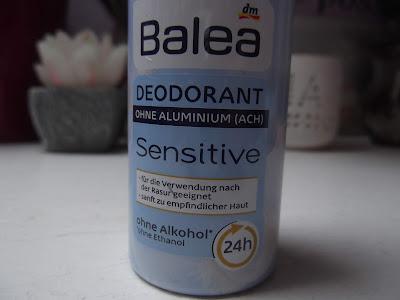 balea dezodorant