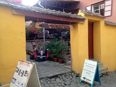 Dom Draculi w Sighisoarze