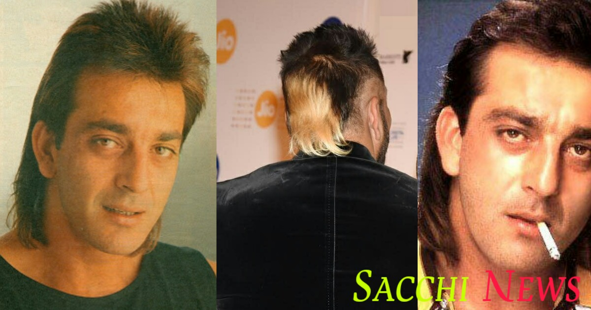 Bollywood actor sanjay dutt hairstyle