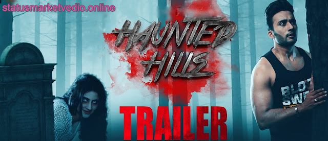 Haunted Hills Movie download  in hindi // (2020)
