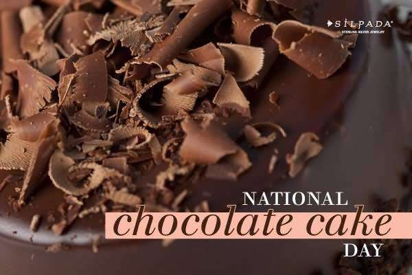 National Chocolate Cake Day Wishes Images download