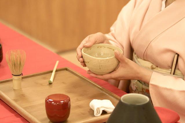 Jepang Acara Minum Teh Unik