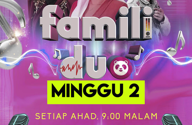 Live Streaming Famili Duo Minggu 2