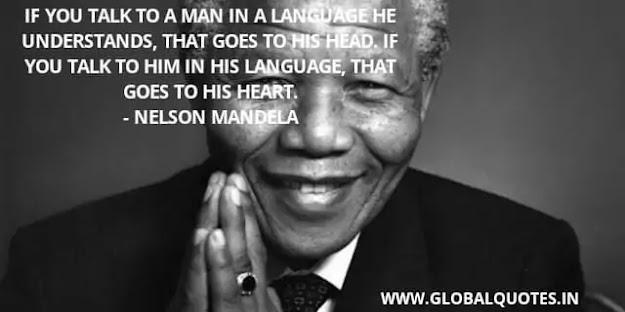 nelson mandela education quotes