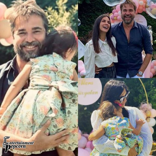 Engin Altan Aka Ertugrul Pictures from His Daughter's Birthday