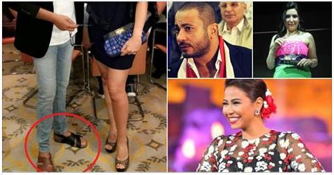 فنانون فضحوا مصر بالخارج| أحدهم تصور «عاريًا» وآخر بـ«صندل» في مهرجان عالمي