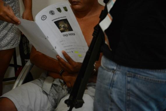 """Operação integrada """"Onça Pintada"""" prende 28 traficantes"""