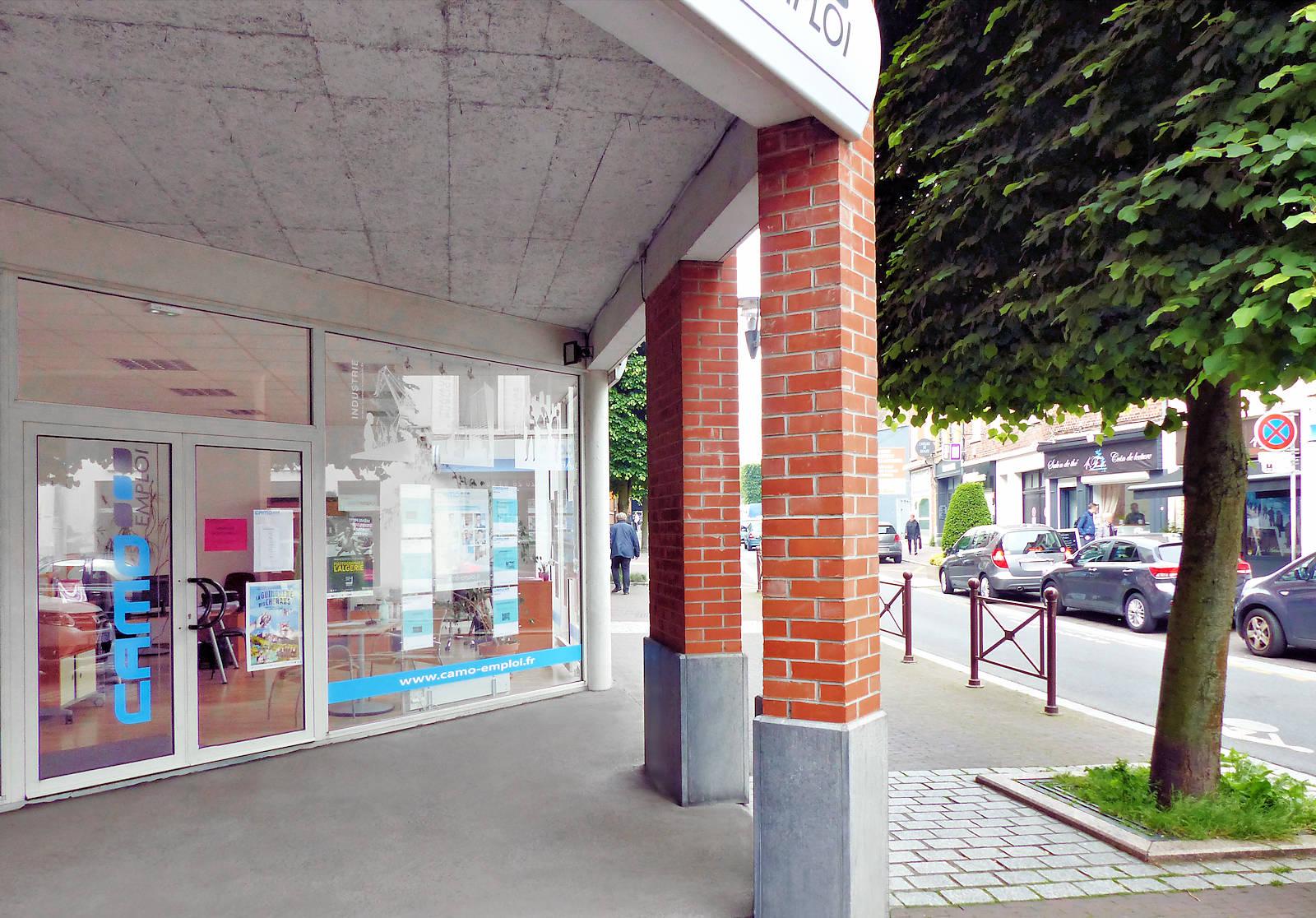 Agence CAMO Emploi - Rue de la Cloche, Tourcoing
