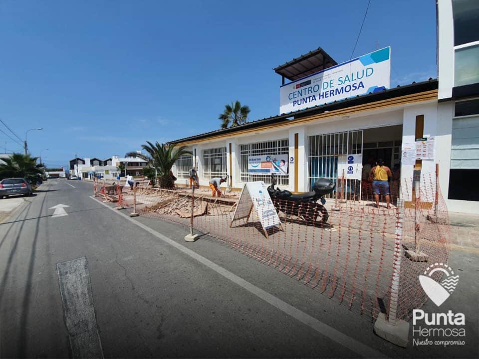 Centro de Salud Punta Hermosa