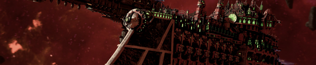 Review – Battlefleet Gothic: Armada mechanicus banner