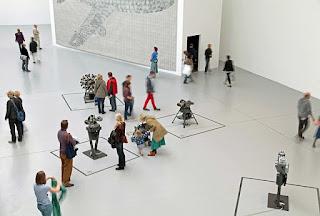 Exposicion temporal, museo, cultura, gestion cultural